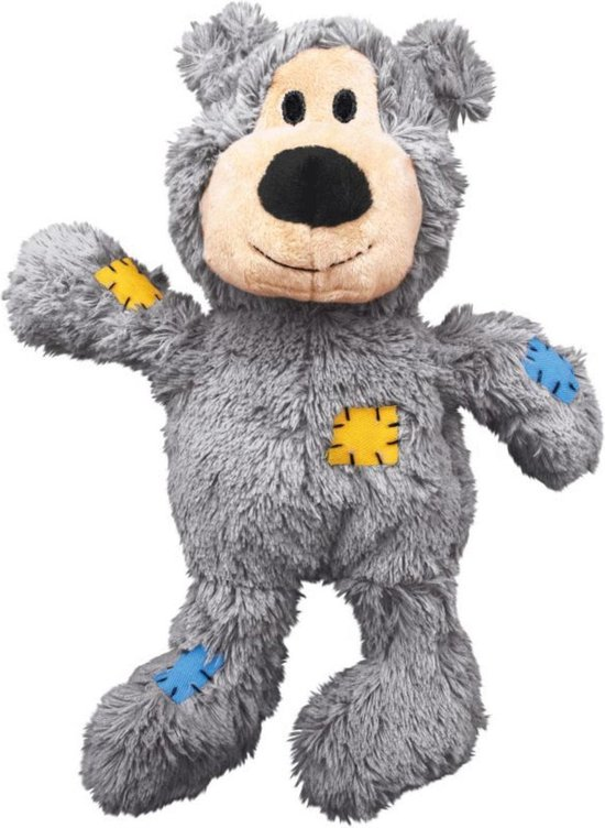 Cadeau huisdier - Kong Wildknots Bears XL