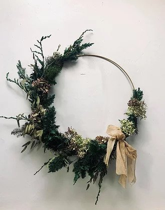 Koop Lokaal - Into The Wild - Wreath