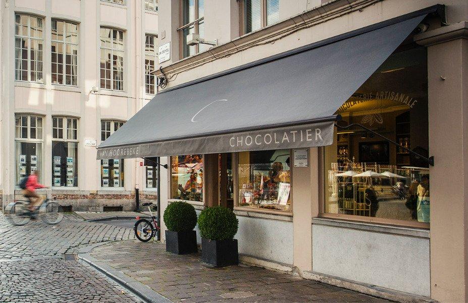Koop Lokaal - Chocolates Van Hoorebeke