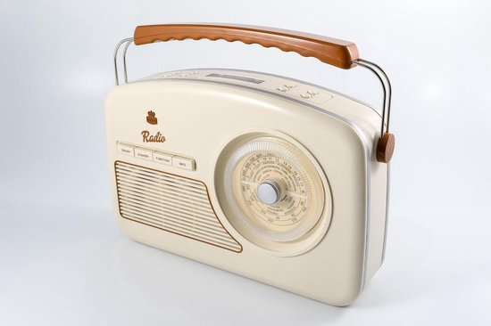Retro cadeau - Radio