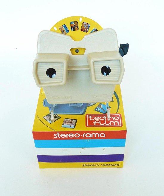Retro cadeau - Viewmaster Stereorama